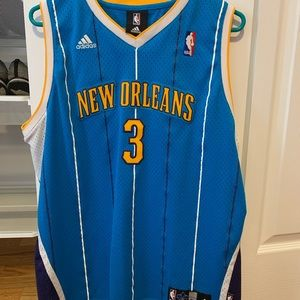 Chris Paul throwback New Orleans Pelicans Jersey